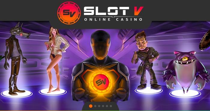 Обзор Slot V (Слот В) казино