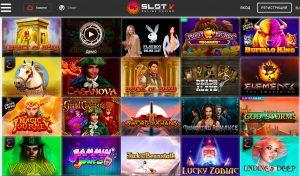 Описание слотов имеющихся на сайте казино Slot V